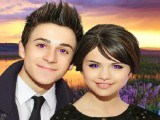 Selena et David Henri