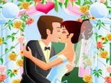 Embrassez la mariée