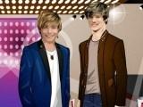 Zac Efron et Lucas Till