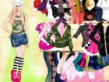 Jeu d'habillage d'Avril Lavigne