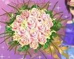 Créer un bouquet de fleurs