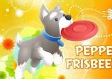 Le frisbee de Pepper