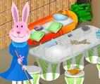 Rangement de Pâques