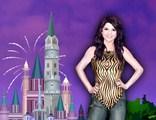 Selena Gomez à Disneyland