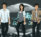 Edward, Bella et Jacob