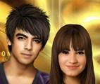 Joe Jonas et Demi Lovato