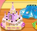 Création de gâteaux
