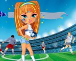 Pom pom girls du foot