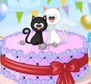 Joli gâteau