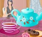 Prendre le thé