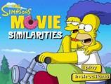 Similarités chez les Simpsons