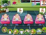 Bébés quadruplés