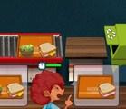Sandwich au self