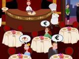 Servir dans un restaurant Ratatouille