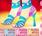 Créatrice de chaussures