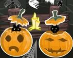 Création d'une citrouille pour Halloween
