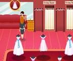 Gestion d'un magasin de robes de mariées