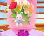Maison en fleurs