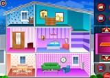 D corer une maison de poup e sur jeux fille gratuit - Jeux de maison de barbie a decorer gratuit ...