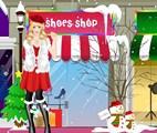 Faire les magasins pour Noel