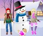 S'habiller pour sortir sous la neige