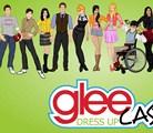 Habillage série Glee