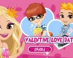 Belle pour mon Valentin