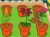 Dora, jardinière magique