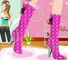 Créer des chaussures