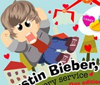 Justin Bieber facteur