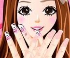 Beauté des ongles débutant