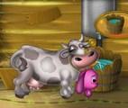 A la ferme aux vaches