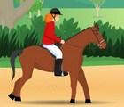 Sauts de cheval