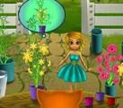 Stand de fleurs de Sisi