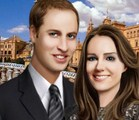 Prince William et Kate Midlleton