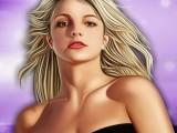 Maquillage de Britney