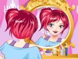Joli maquillage de fille