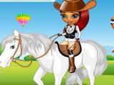 En balade à cheval