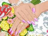 Manucure pour mariage
