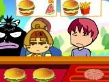 Hamburger au pays des mangas