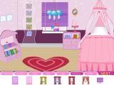 Decoration d'une chambre de fille