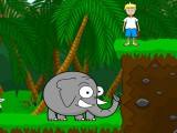 Trésor dans la jungle