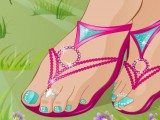 Summer sandales