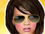 Rihanna relooking