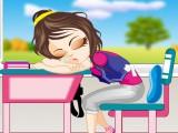 Dormir en classe