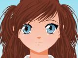 Manga coiffure