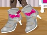 Chaussures à talons hiver