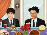 Diner avec des stars