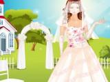 Mariée à l'église