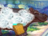 Hippopotame domestique